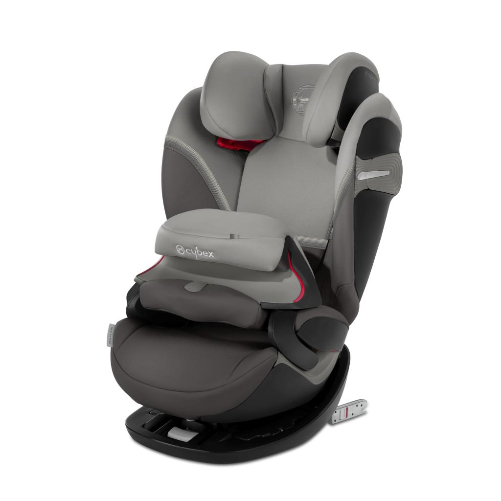 Автокресло Cybex Pallas S-Fix Soho Grey